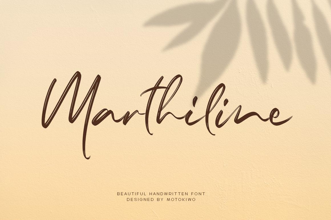 Marthiline example image 1