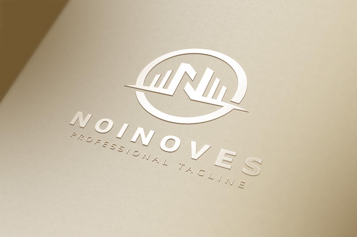 Noinoves N Letter Logo example image 4