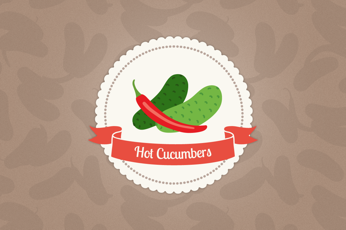Hot Cucumbers example image 3
