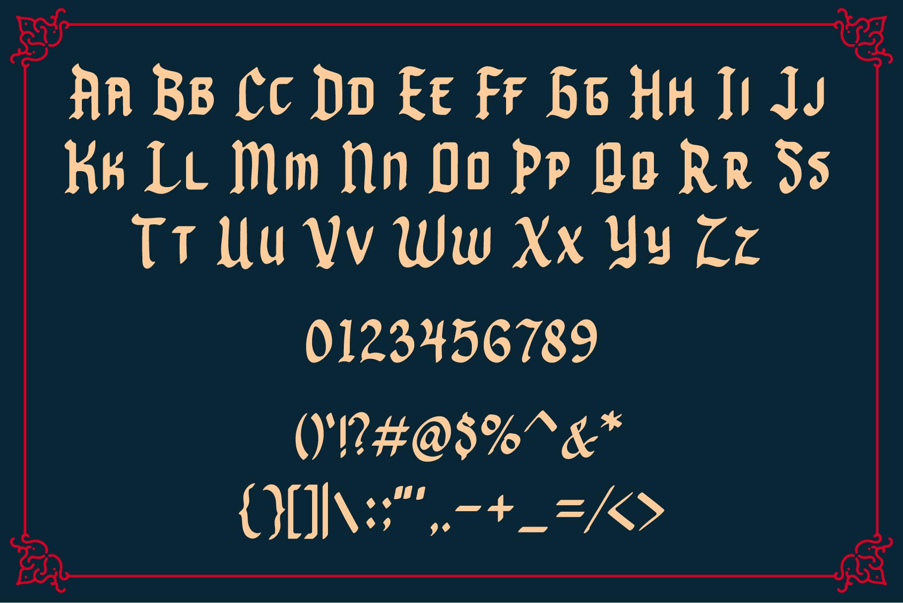 Syadhes + Extras example image 4