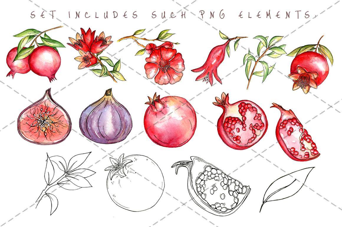Juicy Pomegranate example image 5