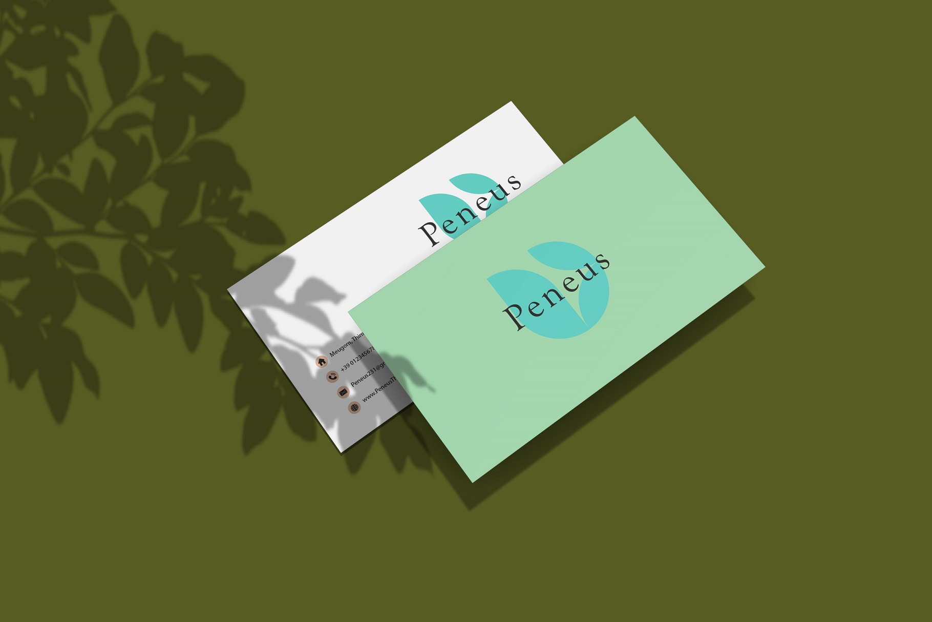 Businesscard Mockups example image 5