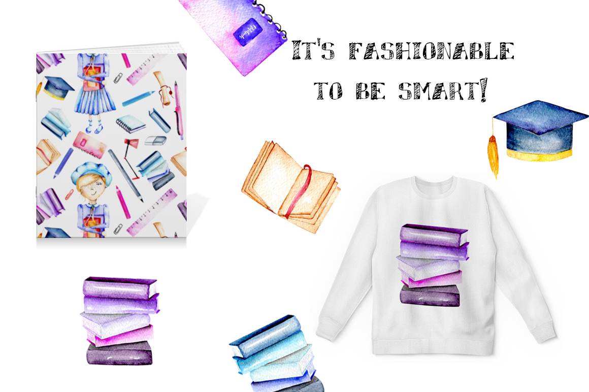 It's fashionable to be smart! example image 2
