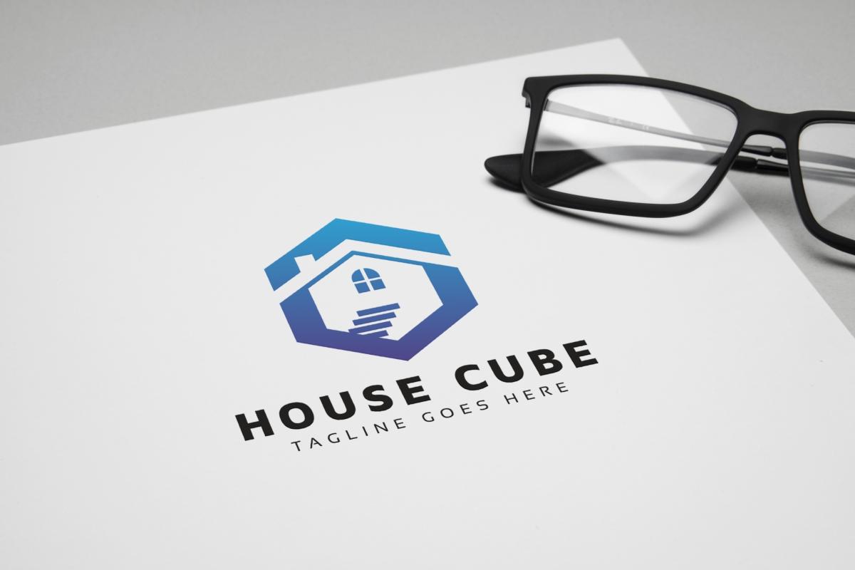House Cube Logo example image 3