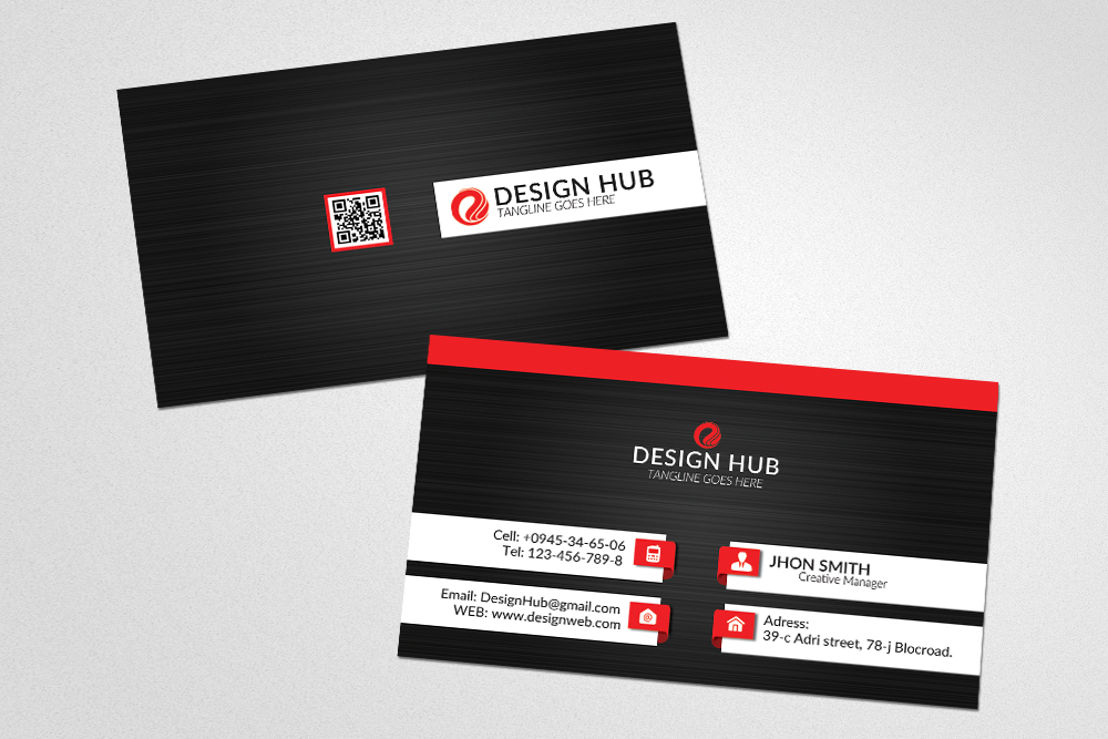 Business Cards Design example image 2