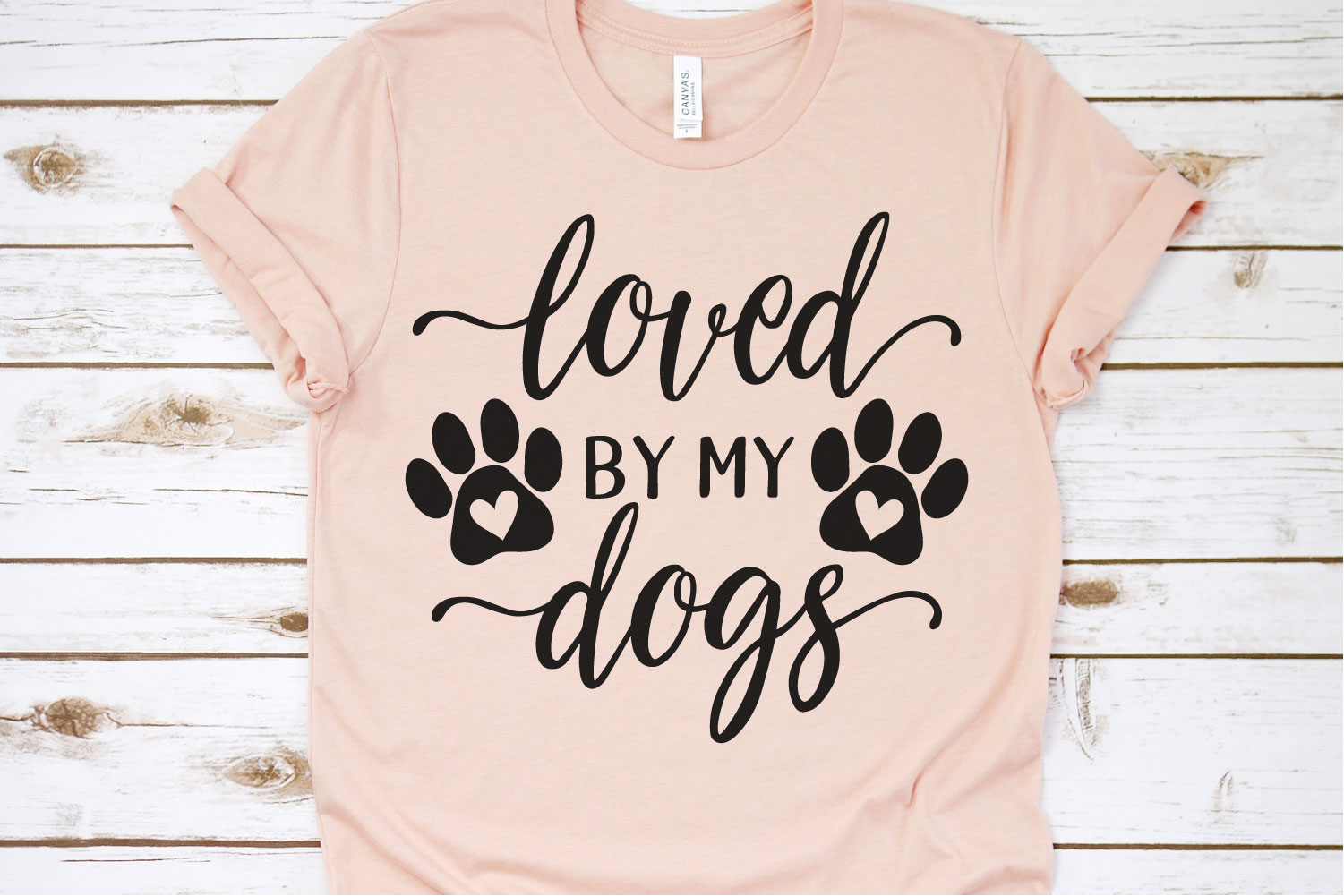 Dog Mom SVG Bundle - Cut Files for Crafters example image 11