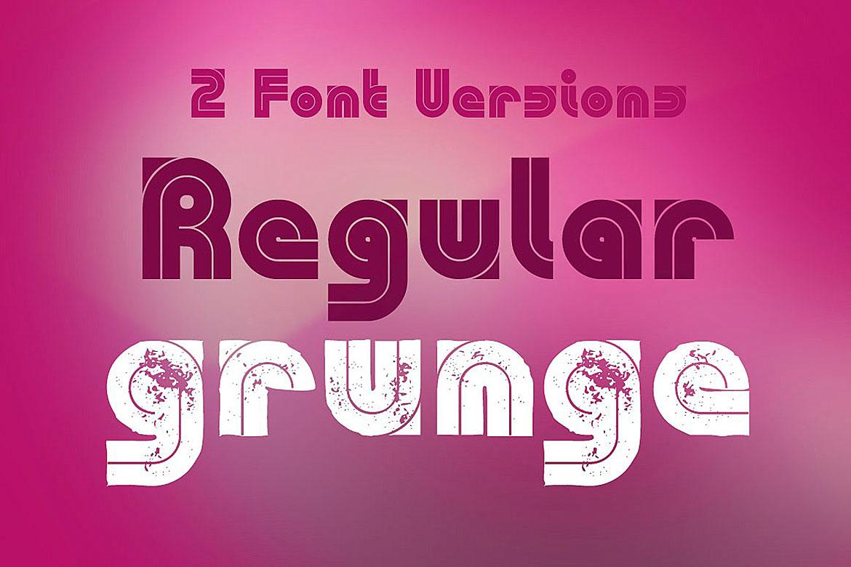 Helga - Display Font example image 7