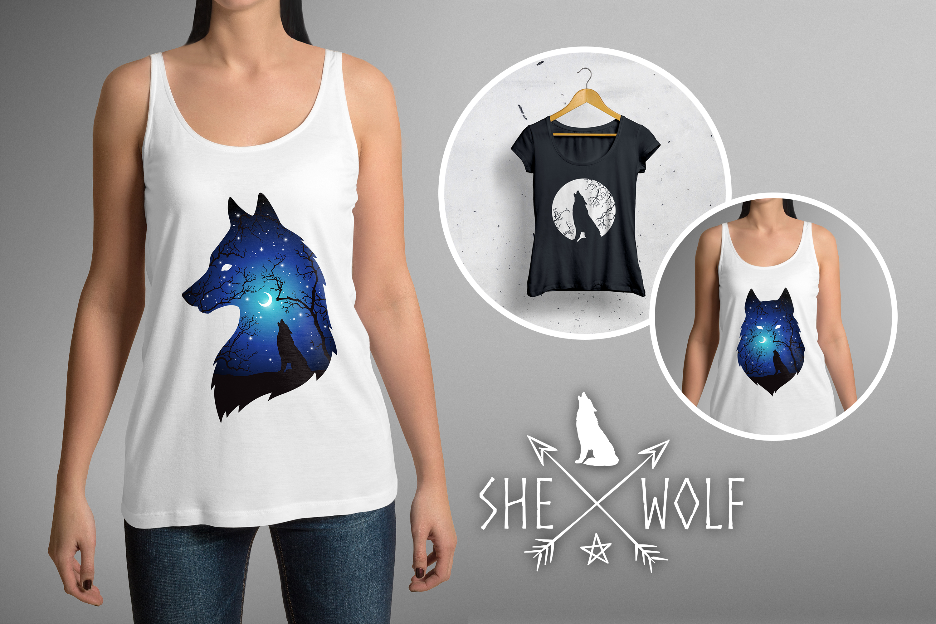 She Wolf example image 2
