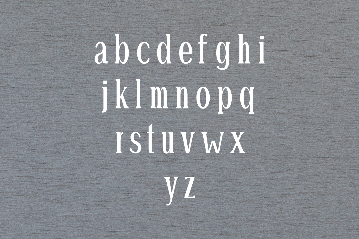 Montrell Serif Typeface example image 5