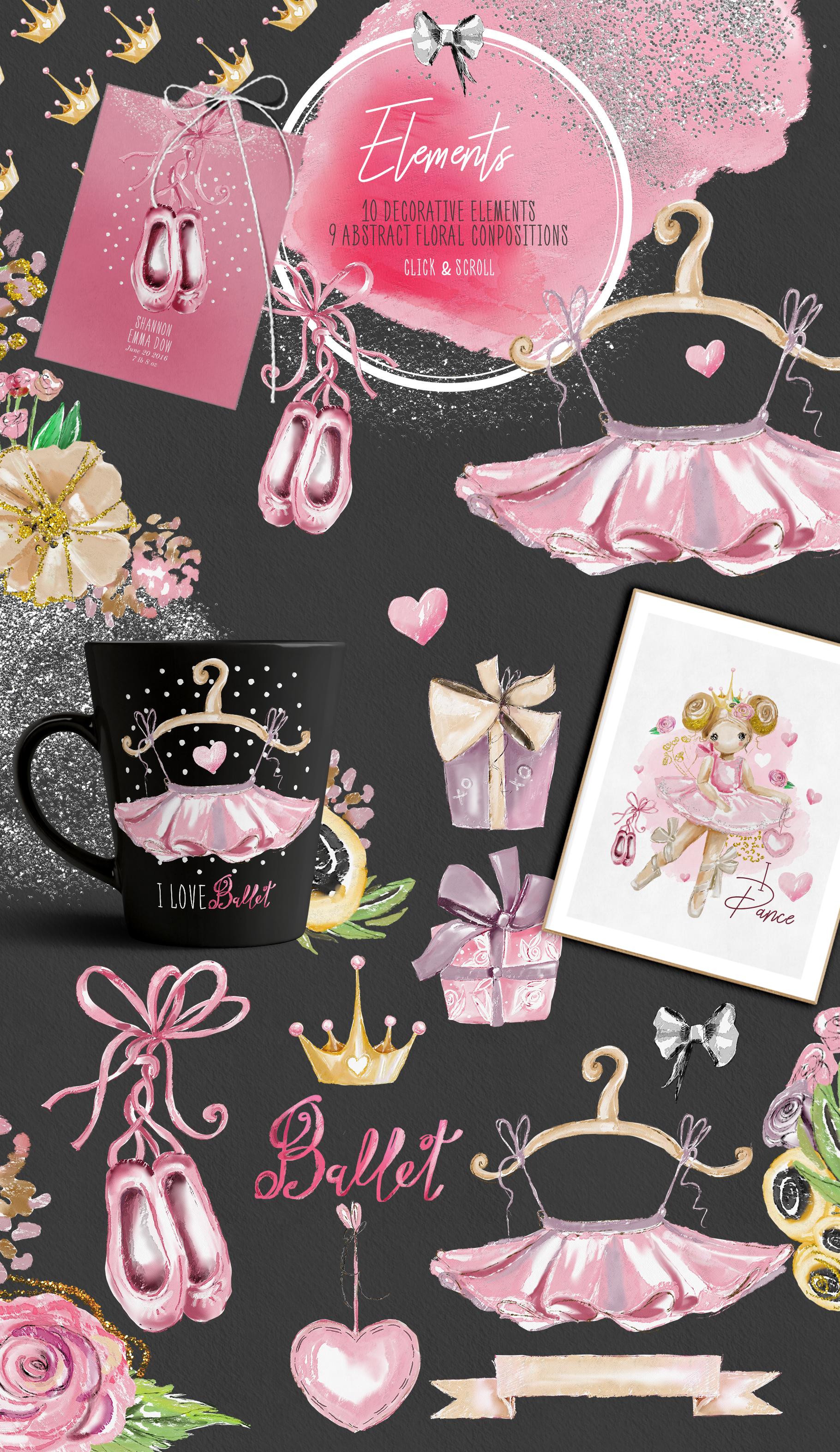My Little Ballerina example image 4