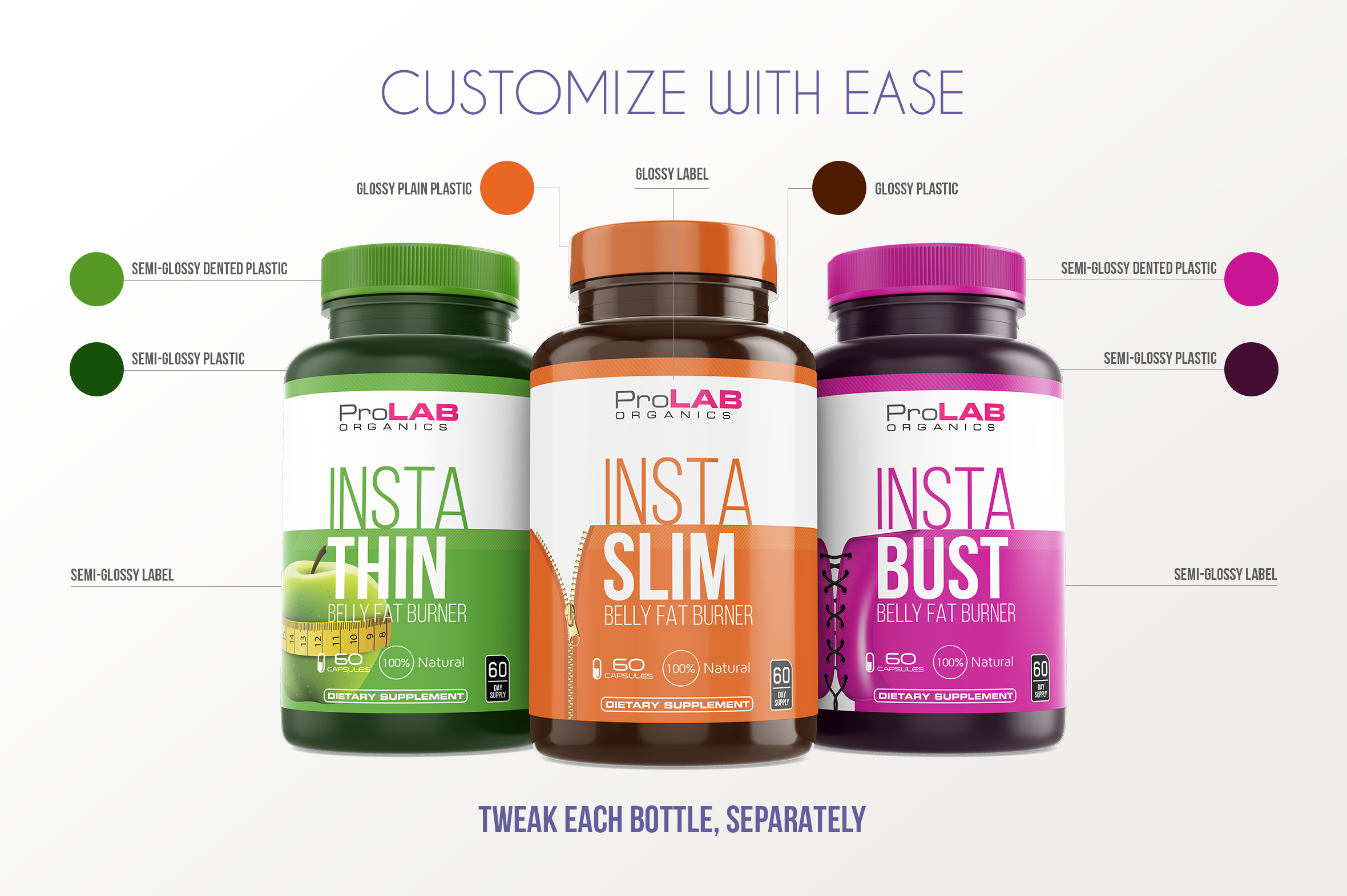Dietary Supplement Mockup v. 1B example image 2