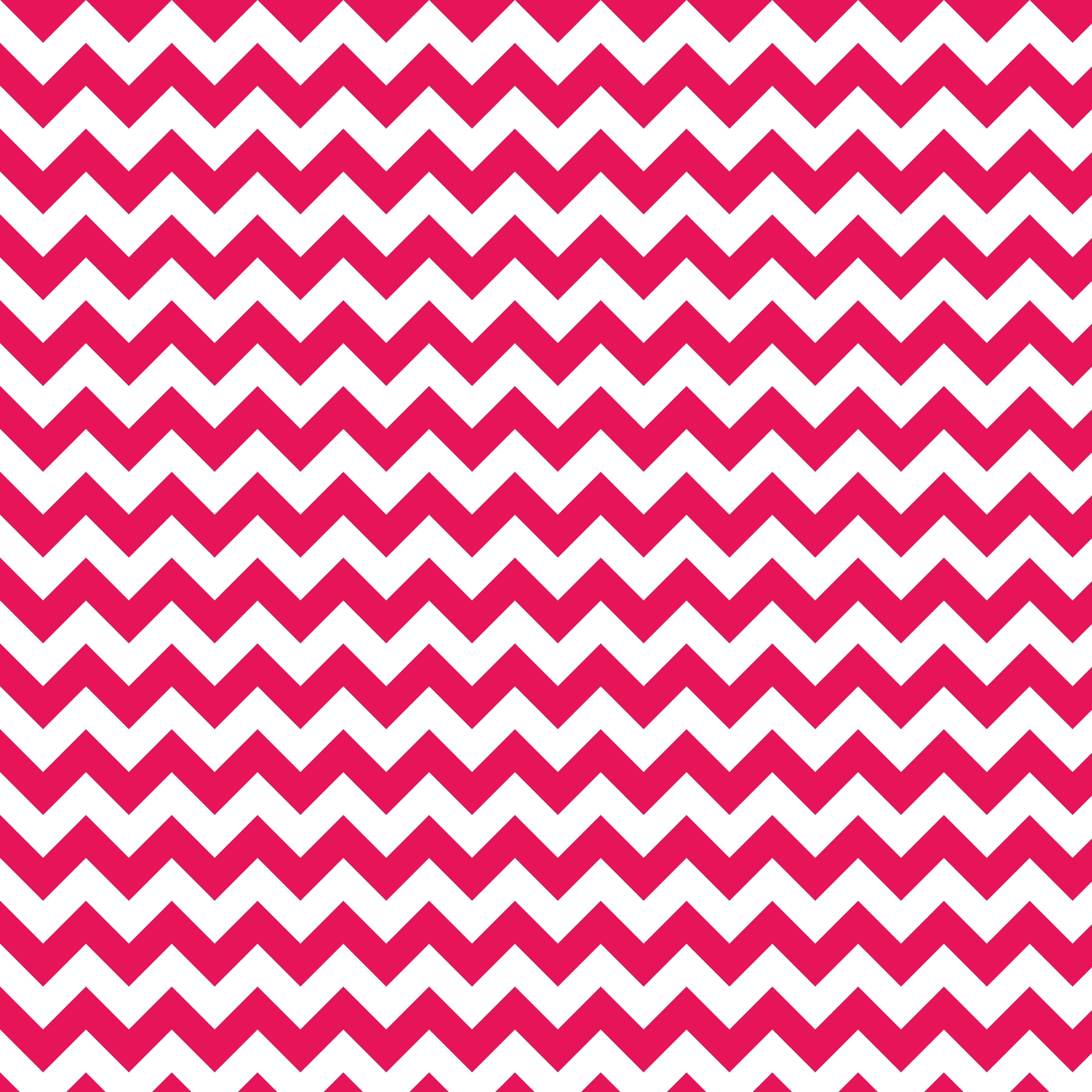 Bright and Cheerful Chevron Digital Paper-Seamless example image 6