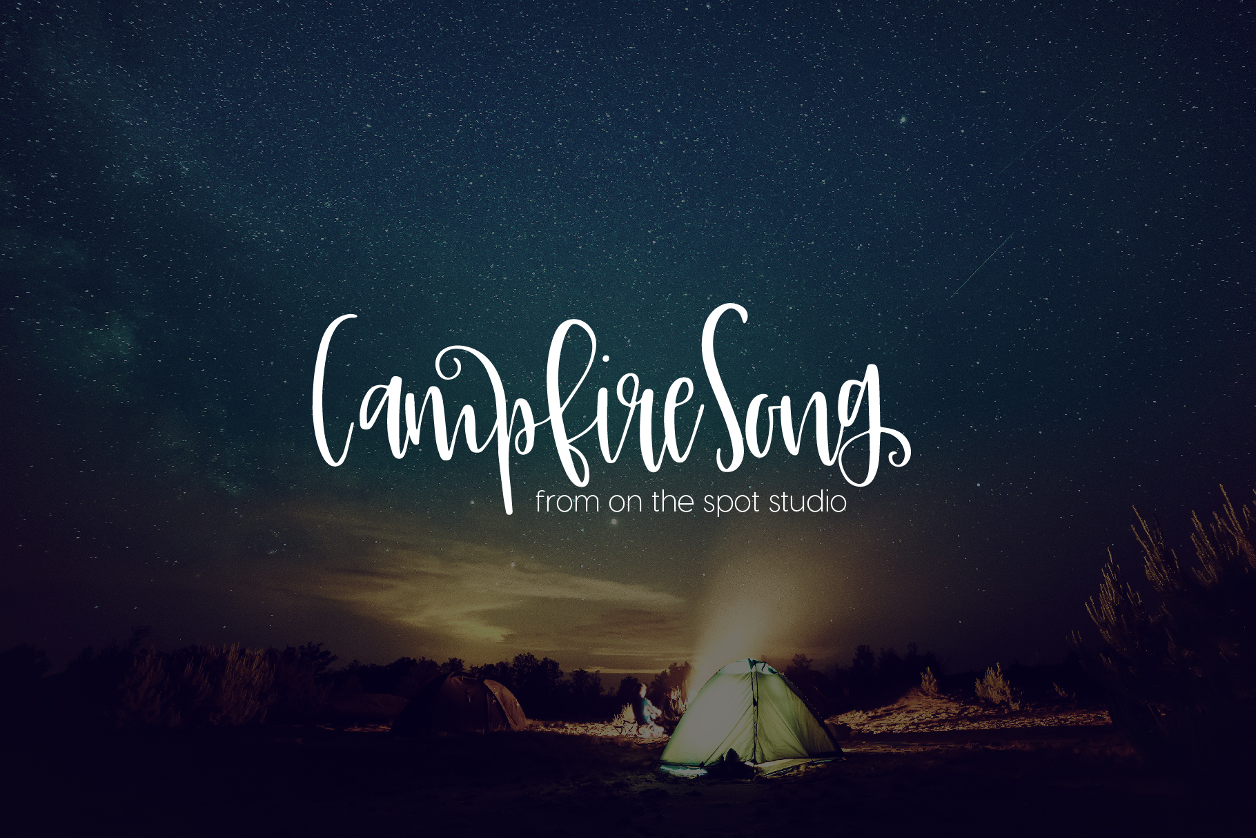 Campfire Song example image 1