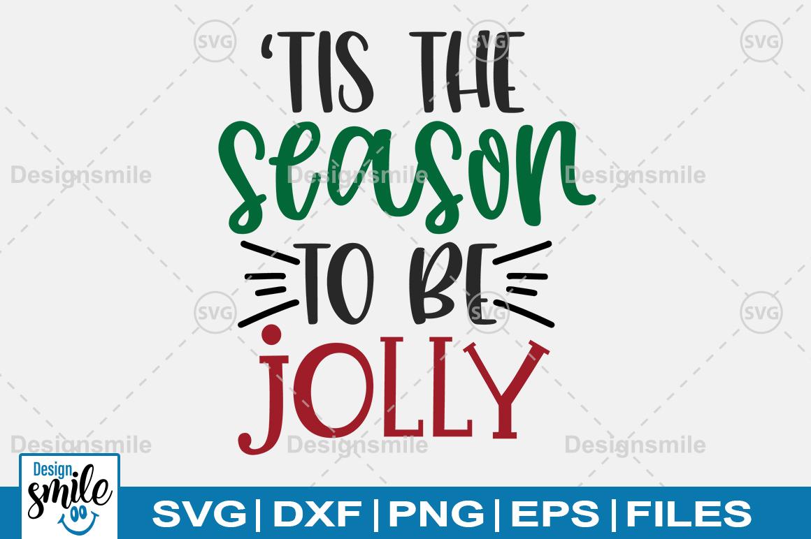 Big Christmas Bundle svg - Christmas svg - Cut File example image 21