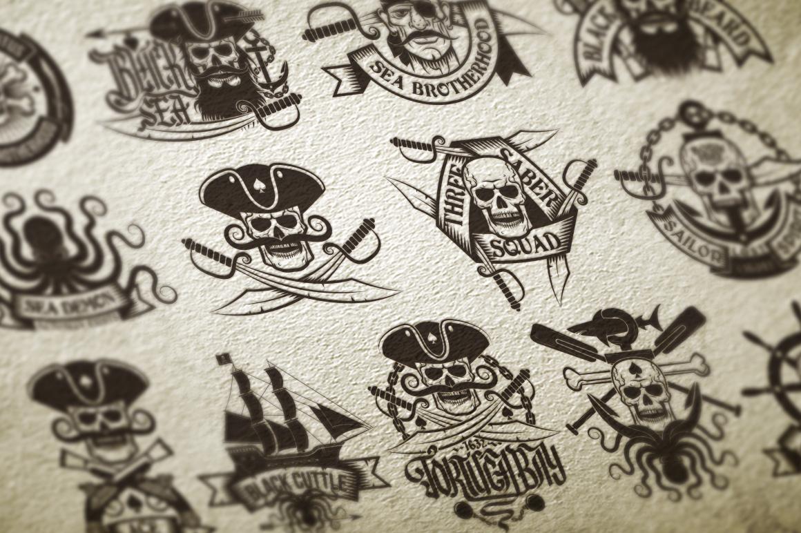 Pirate Bundle example image 2