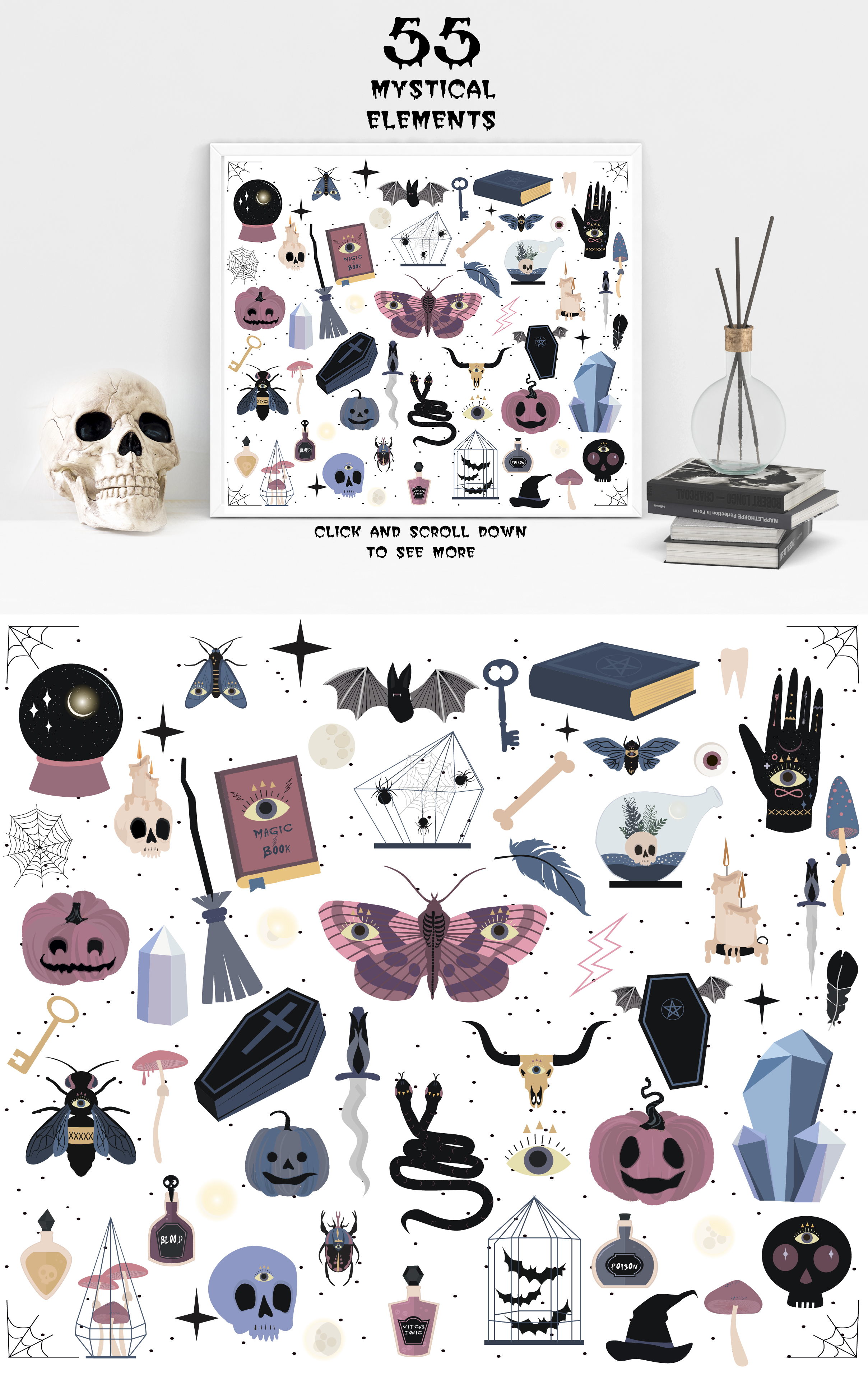 Halloween collection example image 2