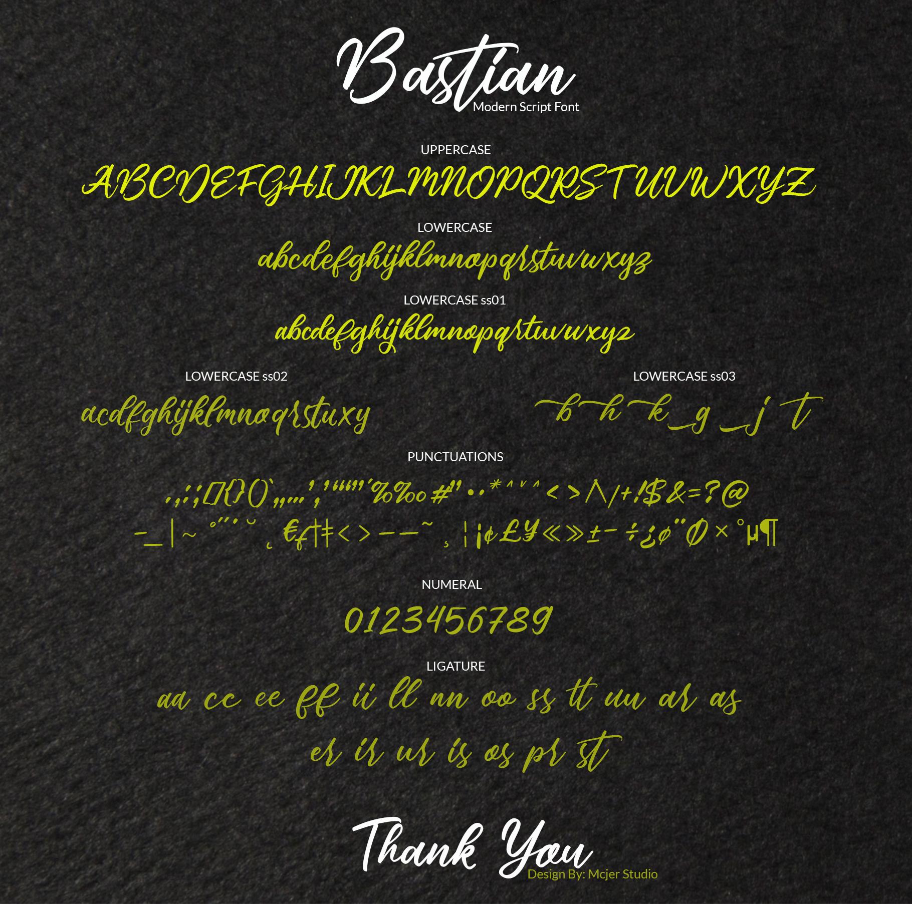 Bastian example image 3