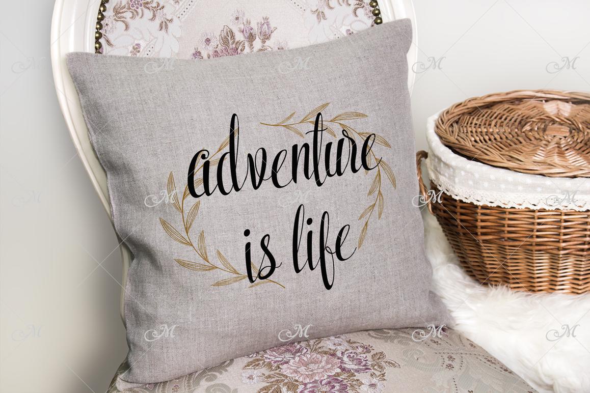 Pillow Mock-up Big Bundle example image 4