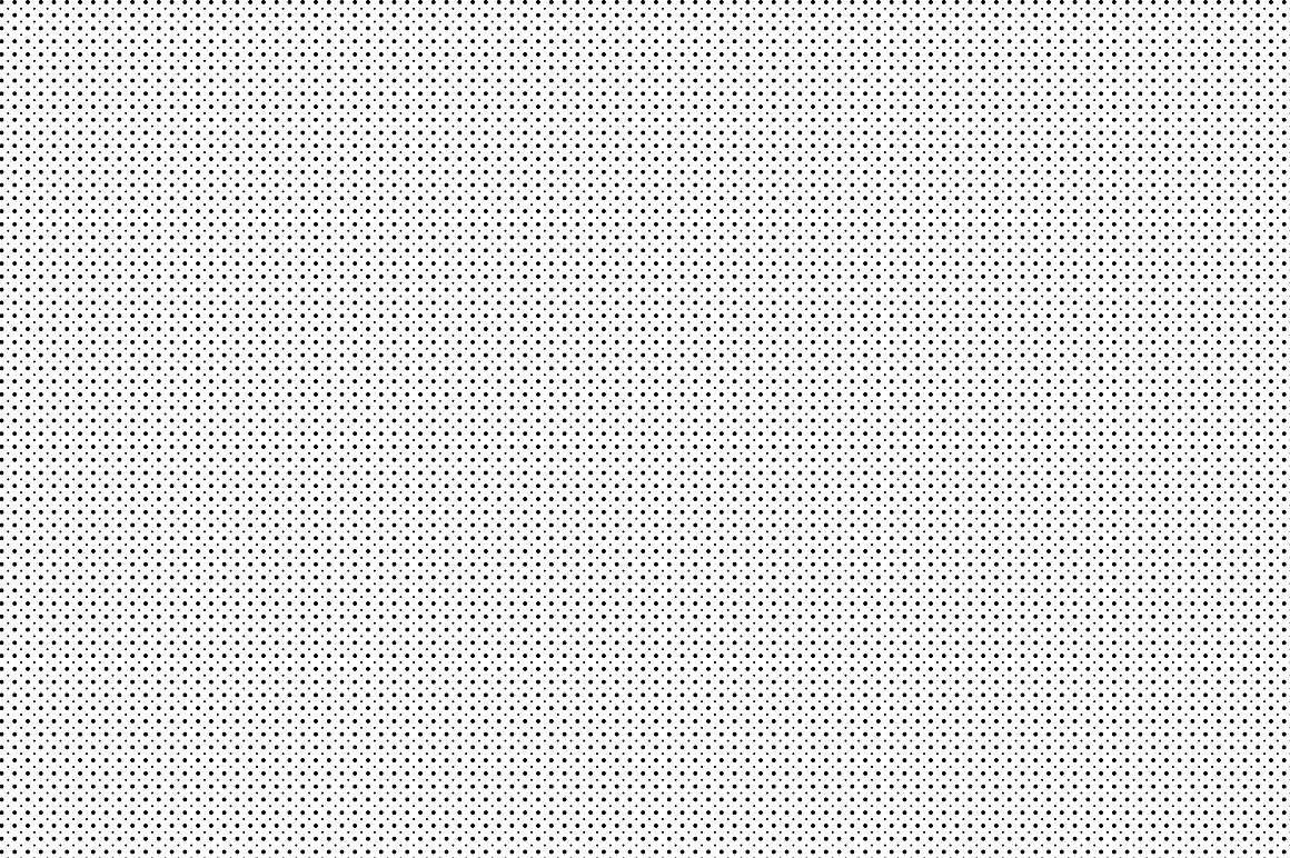 Set of dotted seamless patterns. example image 6