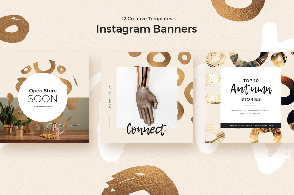 Donuts - Instagram Stories Pack example image 2
