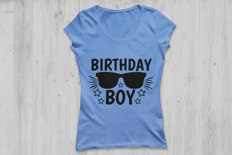 birthday boy svg, birtday svg, birthday party svg, party svg example image 2