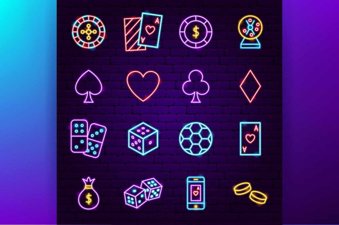 Casino Neon example image 2