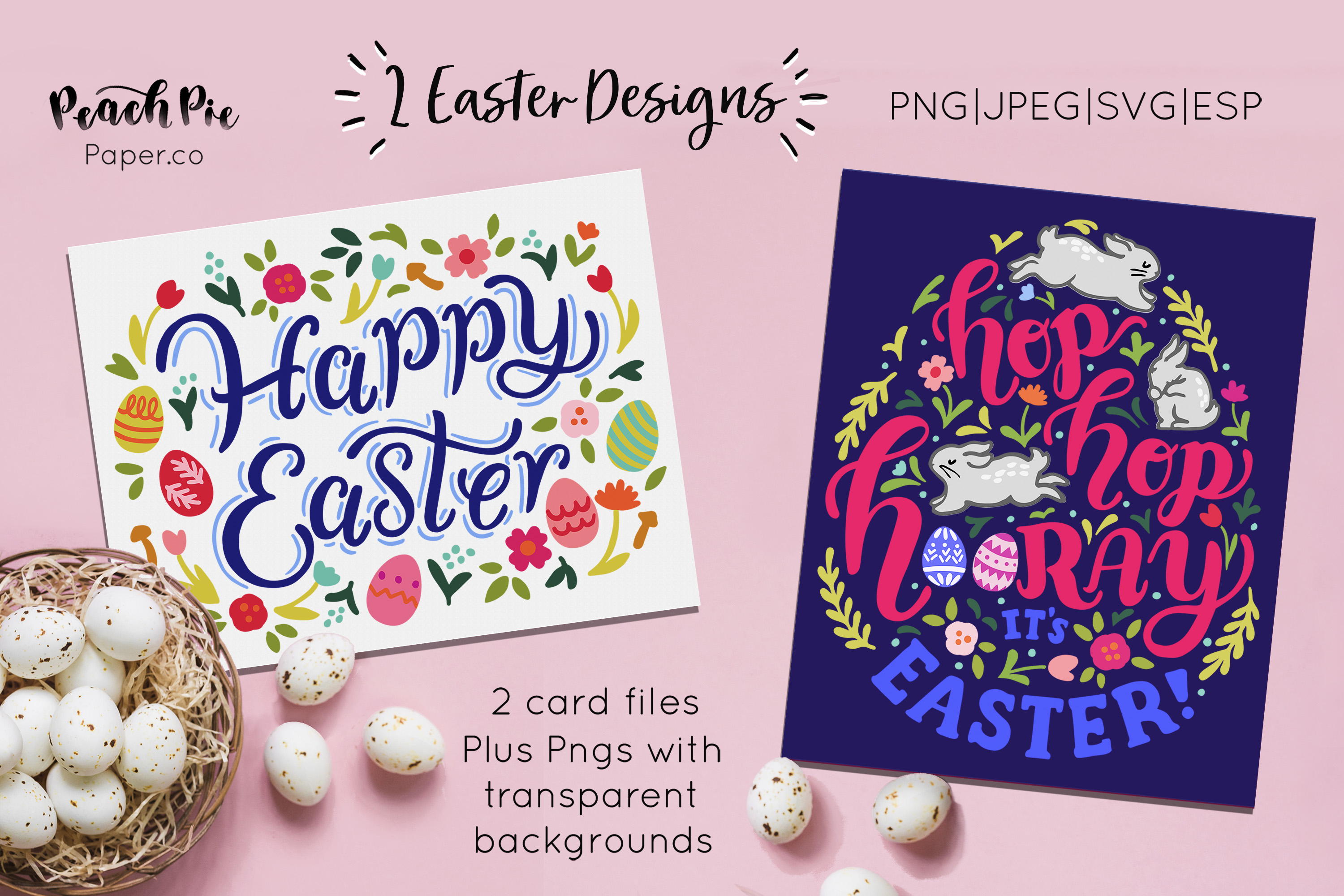 Easter Sign Designs example image 1