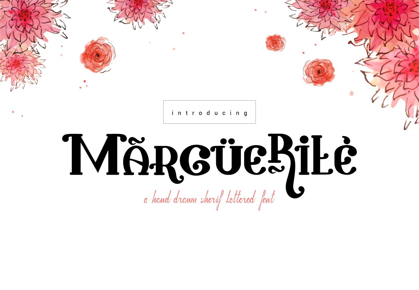 Marguerite example image 1
