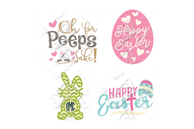 Easter SVG Bundle example image 5
