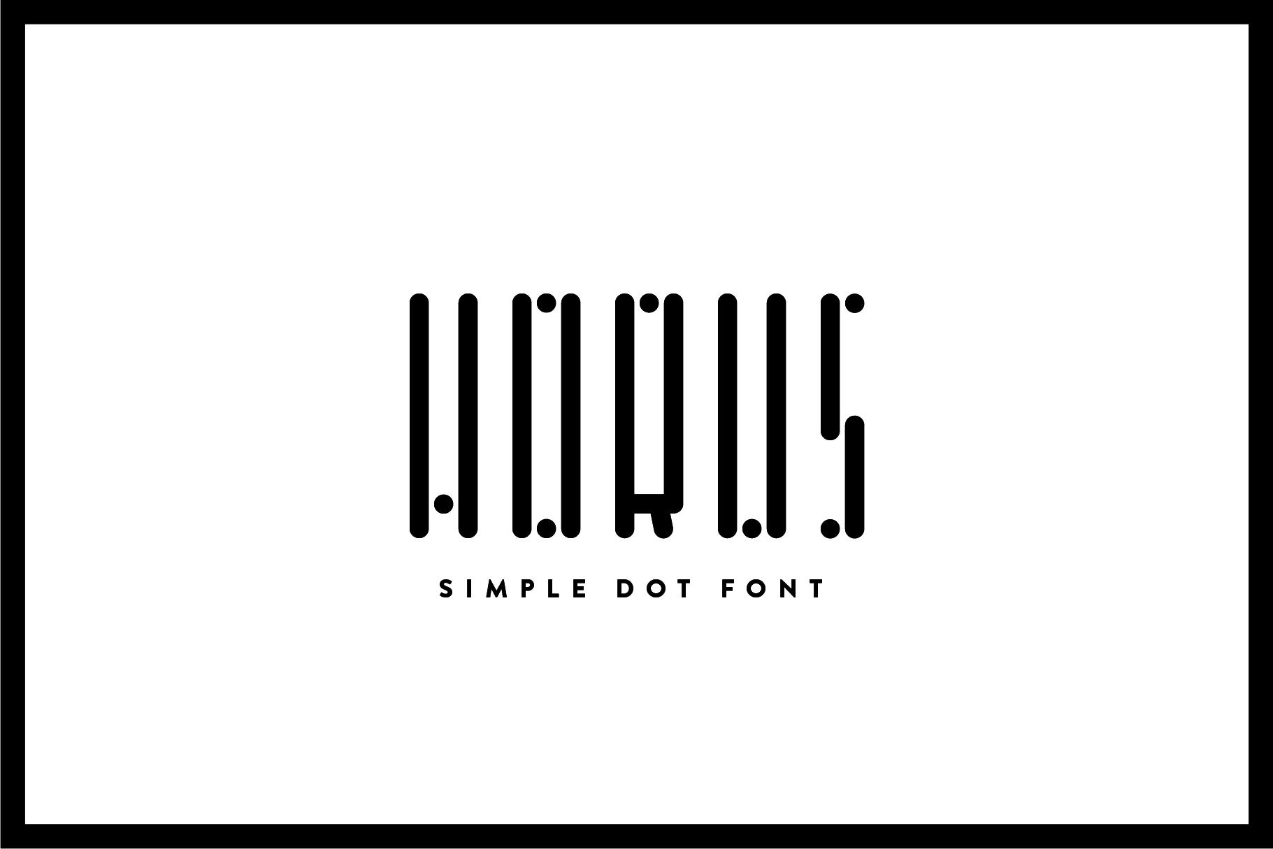 Horus - Font Family example image 1