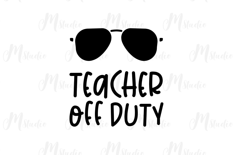 Teacher SVG Bundle. example image 21