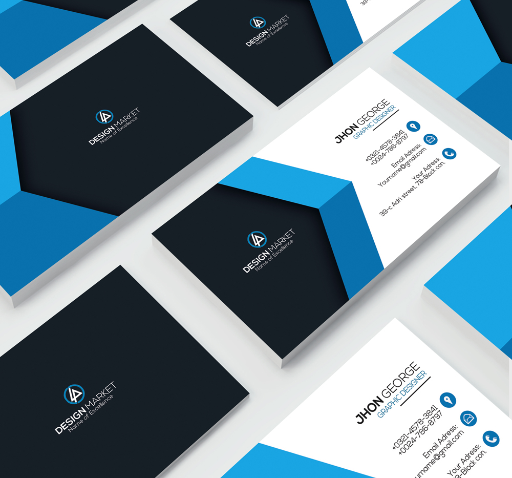Creative Pro Business Cards example image 3