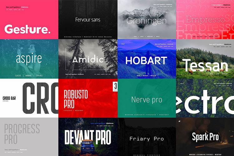 Ultimate Premium Font bundle example image 2