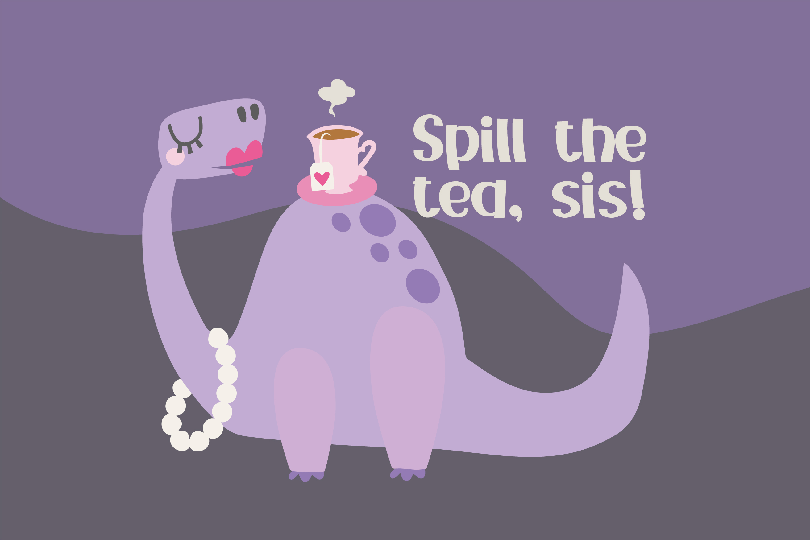 PN Spilling Tea example image 5