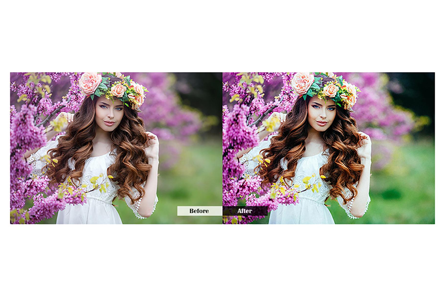 Color Pop Lightroom Mobile Presets example image 2