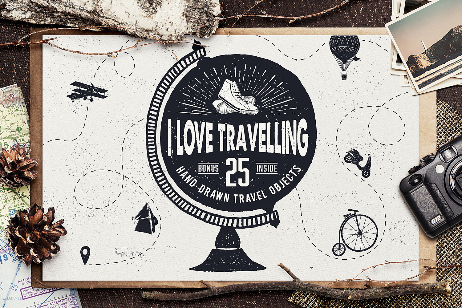 I love travelling example image 1