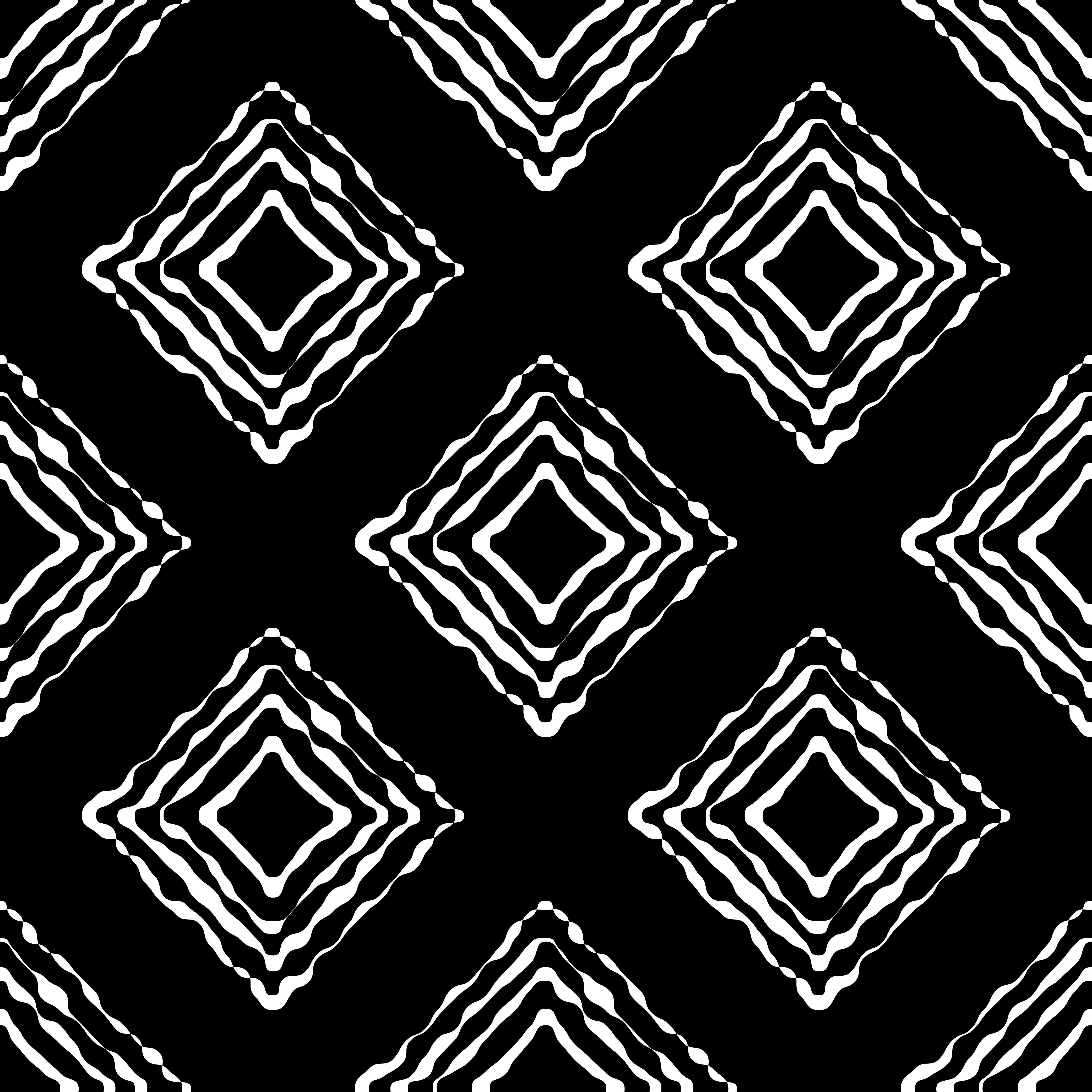 6 Ethnic boho seamless pattern. Scribble texture. Retro motif. example image 3