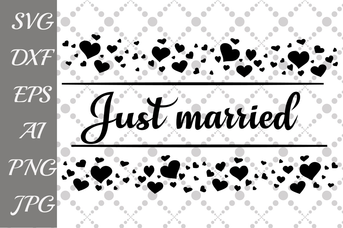 WEDDING SVG example image 1