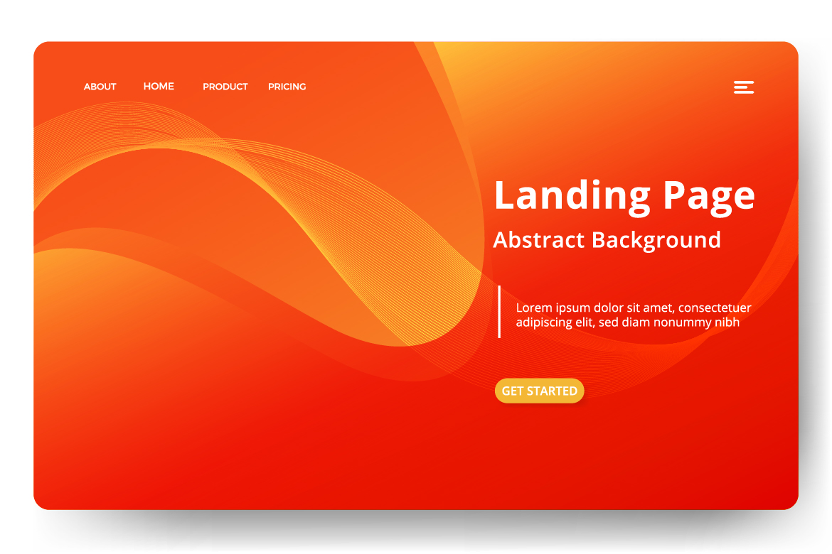 8 Abstract background design example image 6