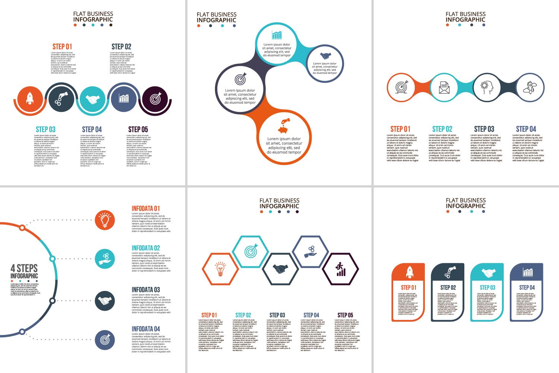 creative infographics templates