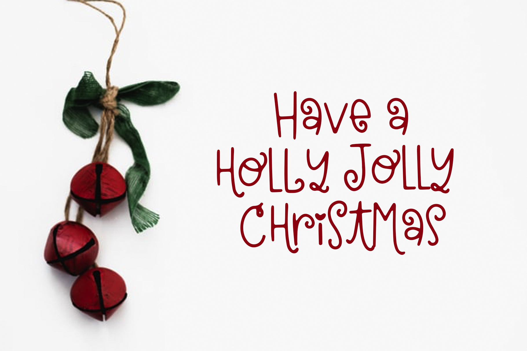 Christmas Kisses - A Cute & Quirky Holiday Font example image 10
