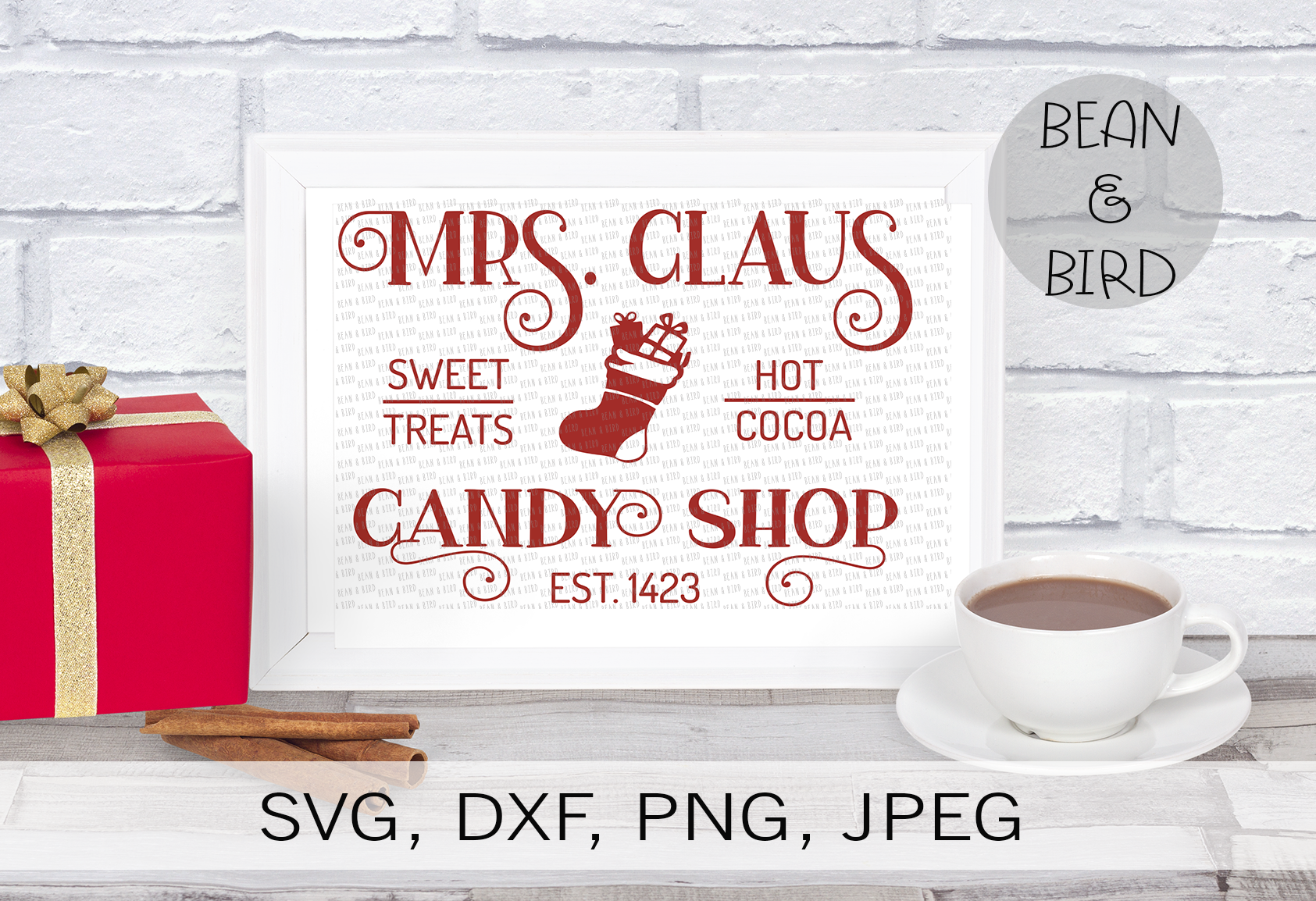 MRS. CLAUS CANDY SHOP example image 3