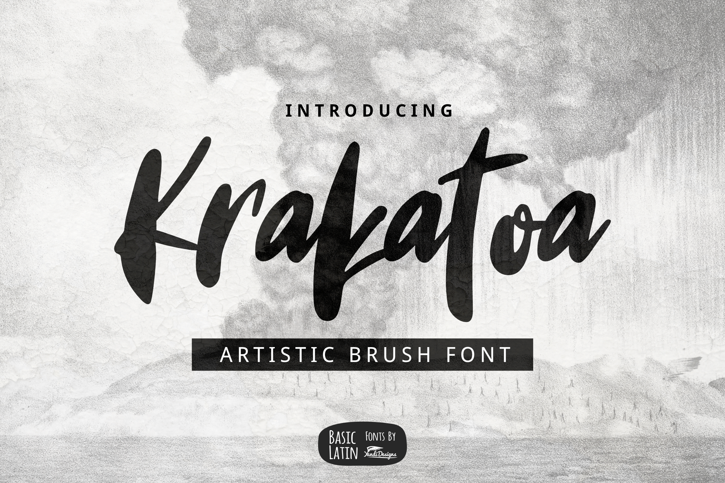 Casual Brush Font Bundles by YandiDesigns example image 11