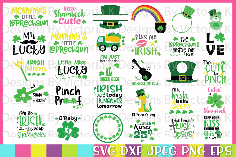 The Huge SVG Bundle, 500 Cutting files, SVG, DXF,PNG example image 12