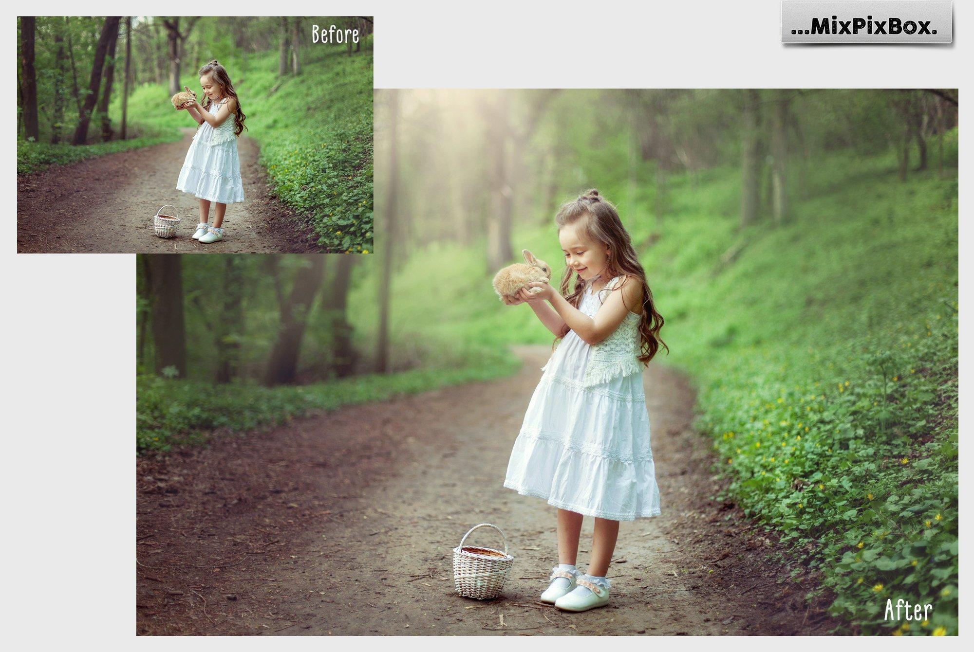 Extra Light Photo Overlays example image 2