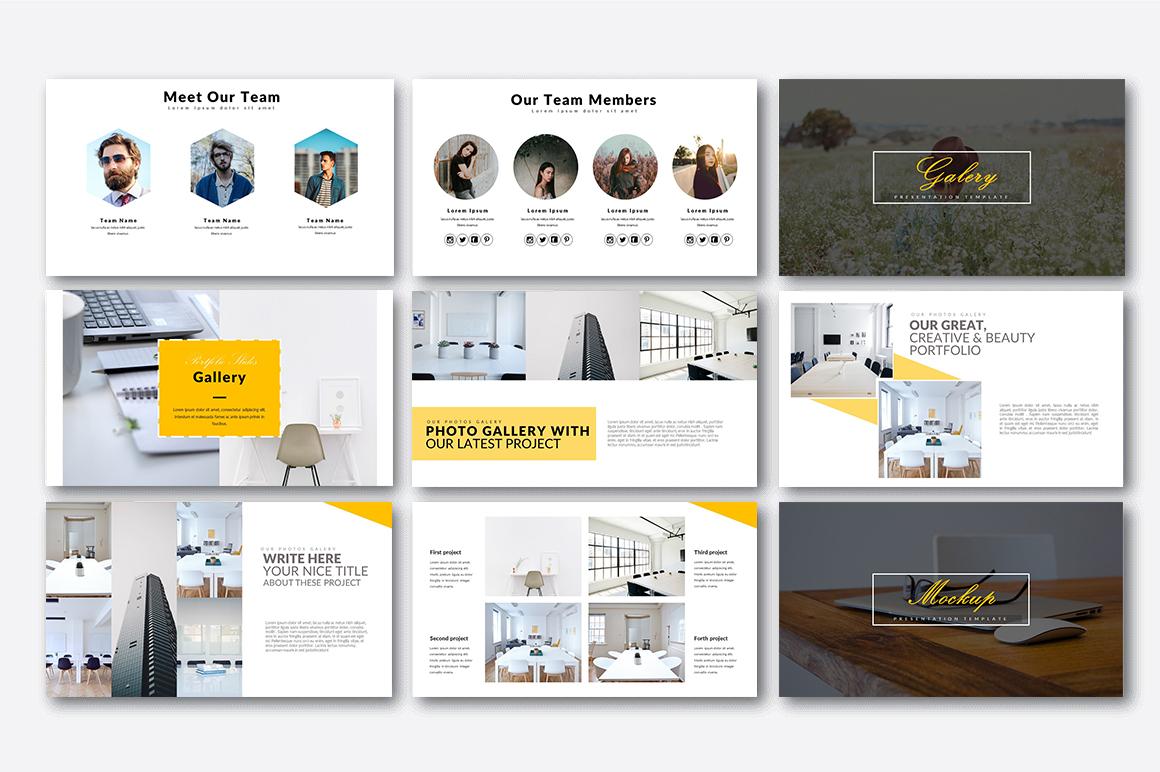 Matahari Keynote Templates example image 4
