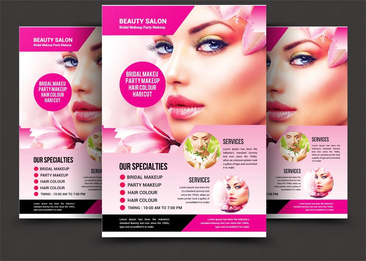 Beauty Bundle flyer 7 example image 4