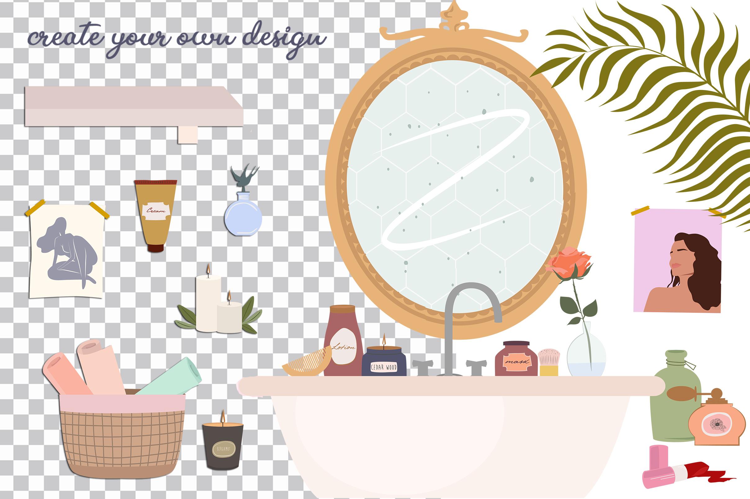 Lifestyle interior & mood board example image 4