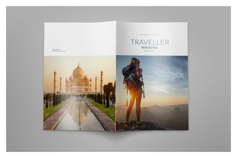 Multipurpose Magazine Template example image 15