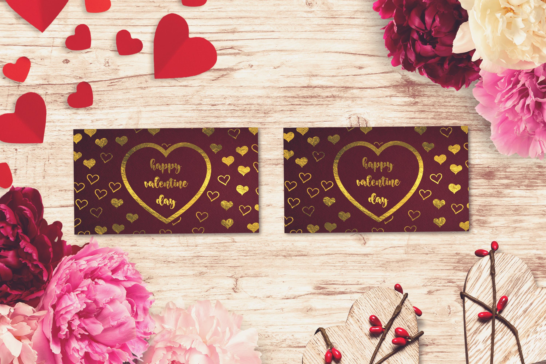 Valentine Card Mock-up #11 example image 1